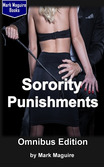 Sorority Punishments cover artwork