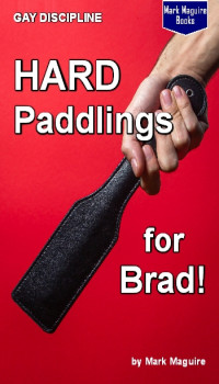 Hard Paddlings for Brad!